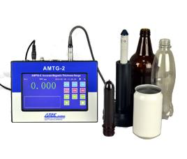 Máy đo đọ dày chai PET, chai thủy tinh AMTG-2 AT2E - AT2E Vietnam